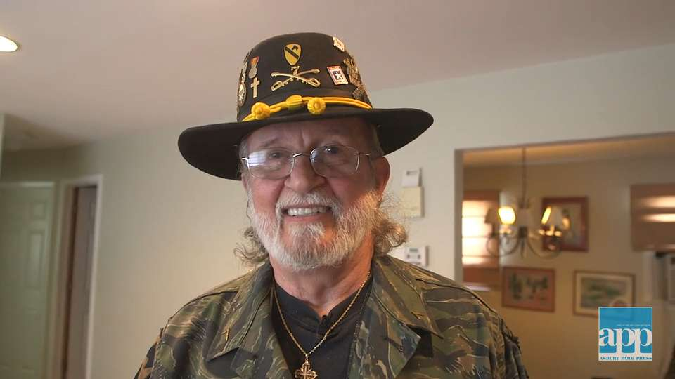 Nicholas Lorris is a decorated Vietnam War veteran in search of a ride down to the Memorial Day ceremony in DC.