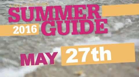 APP's Summer Guide