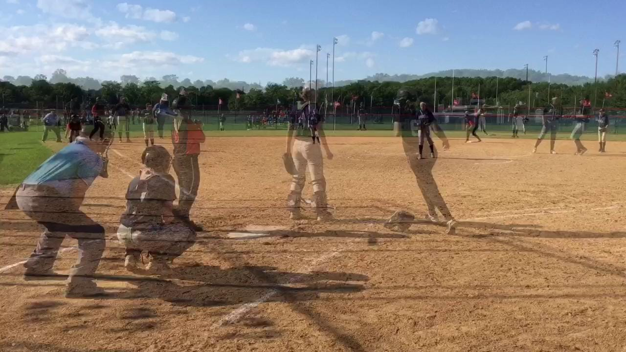 WATCH: Middletown North softball wins 2nd straight SCT title