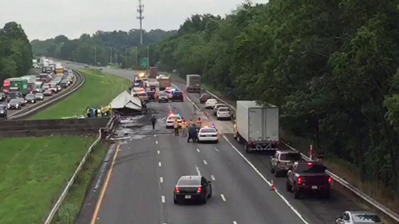 accident closes i-78 in both directions