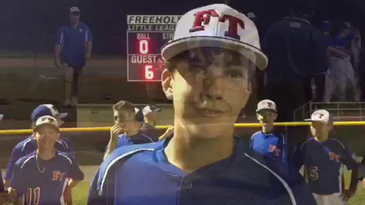 Freehold Township Little League won the Section 3 title for the first time since 2003 on July 21 with a 6-0 victory over Bordentown at Freehold Township Little League.