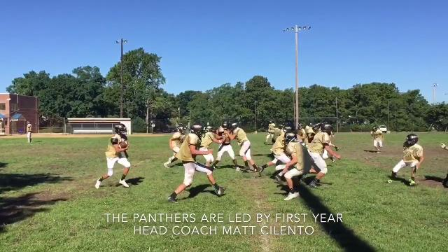 HS Football: Pt. Boro Panthers preseason practice