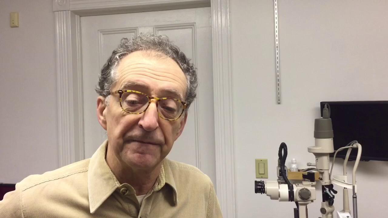 WATCH: David Weininger on Needy Cases Fund