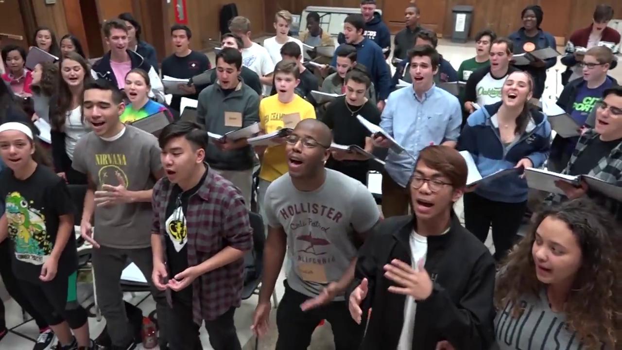 Paper Mill's Broadway Show Choir welcomes 'Bodyguard' star Deborah Cox