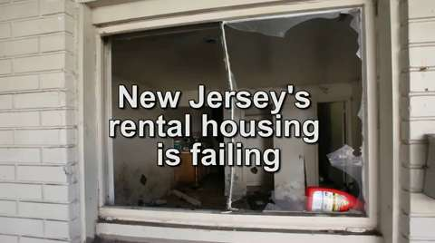 New Jersey's Rental Housing Problem
