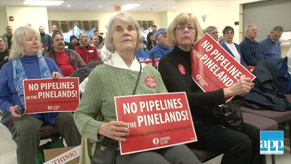 Large turnout for Pinelands pipeline meeting