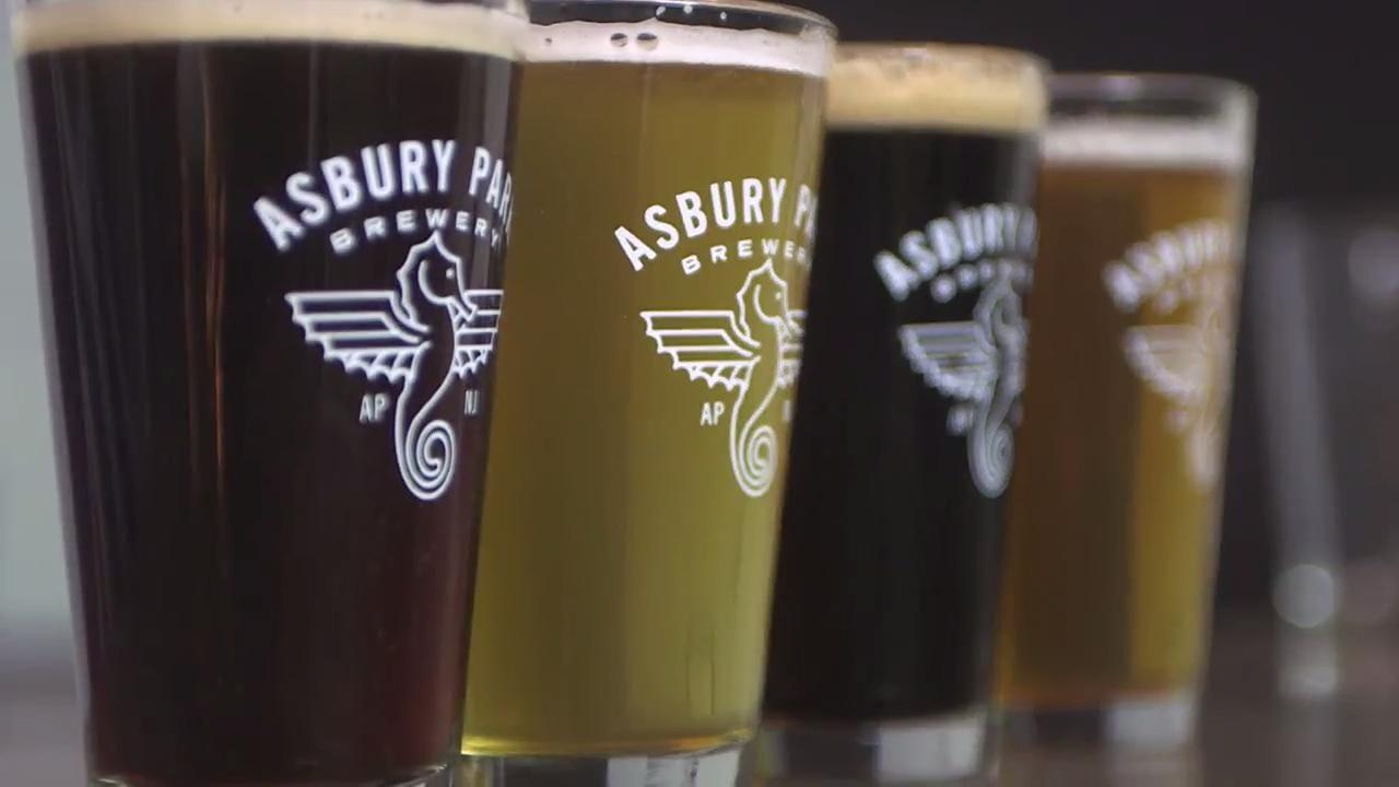 Watch: Asbury Park Brewery