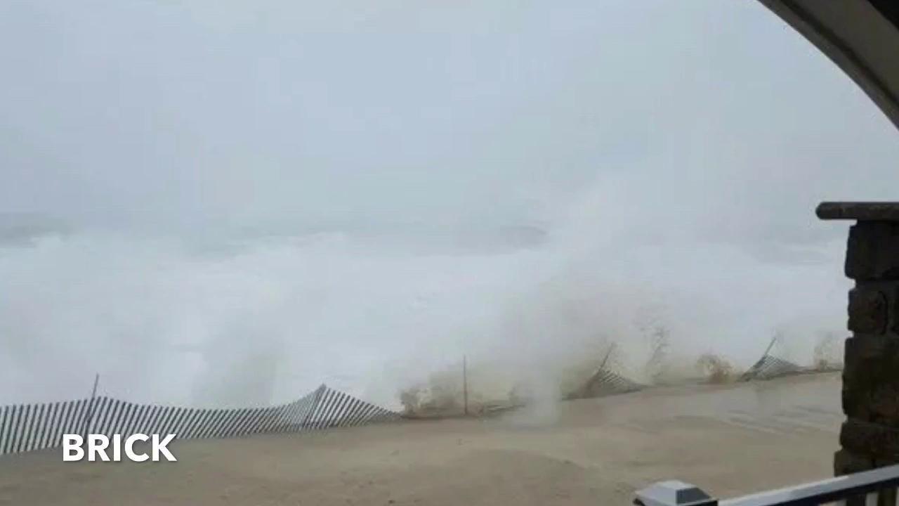 3 p.m. storm update