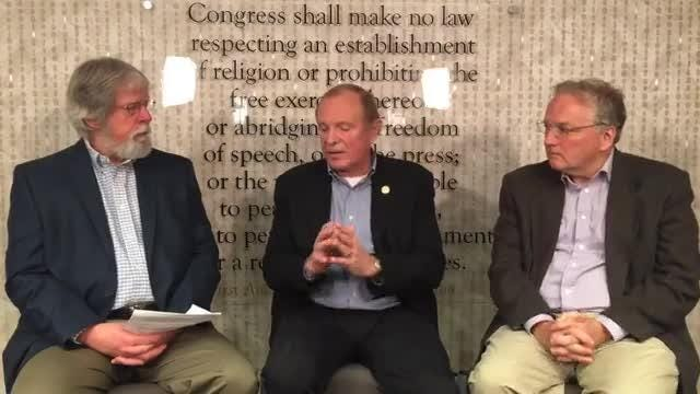 WATCH: Gubernatorial candidate Ray Lesniak takes your questions
