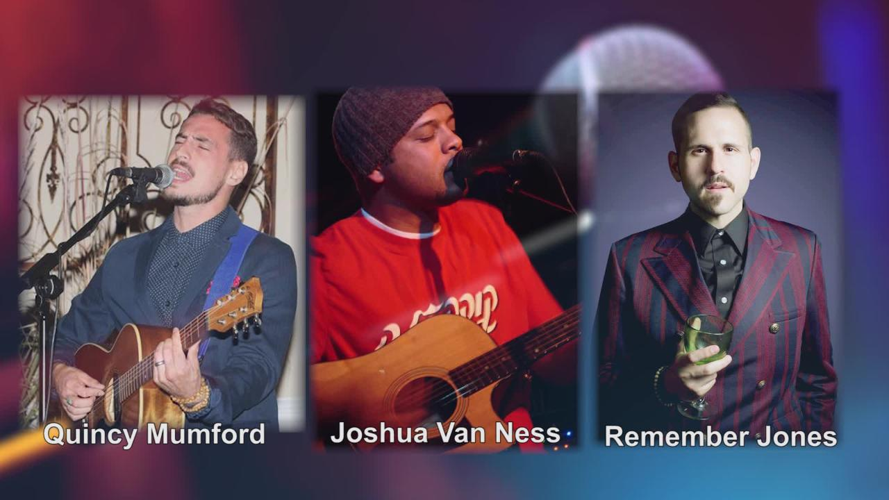 Local Musicians join the Jersey Storytellers Project