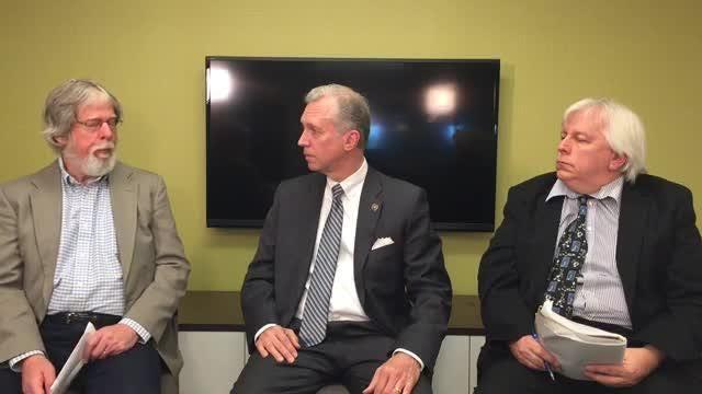 WATCH: Gubernatorial candidate John Wisniewski takes your questions