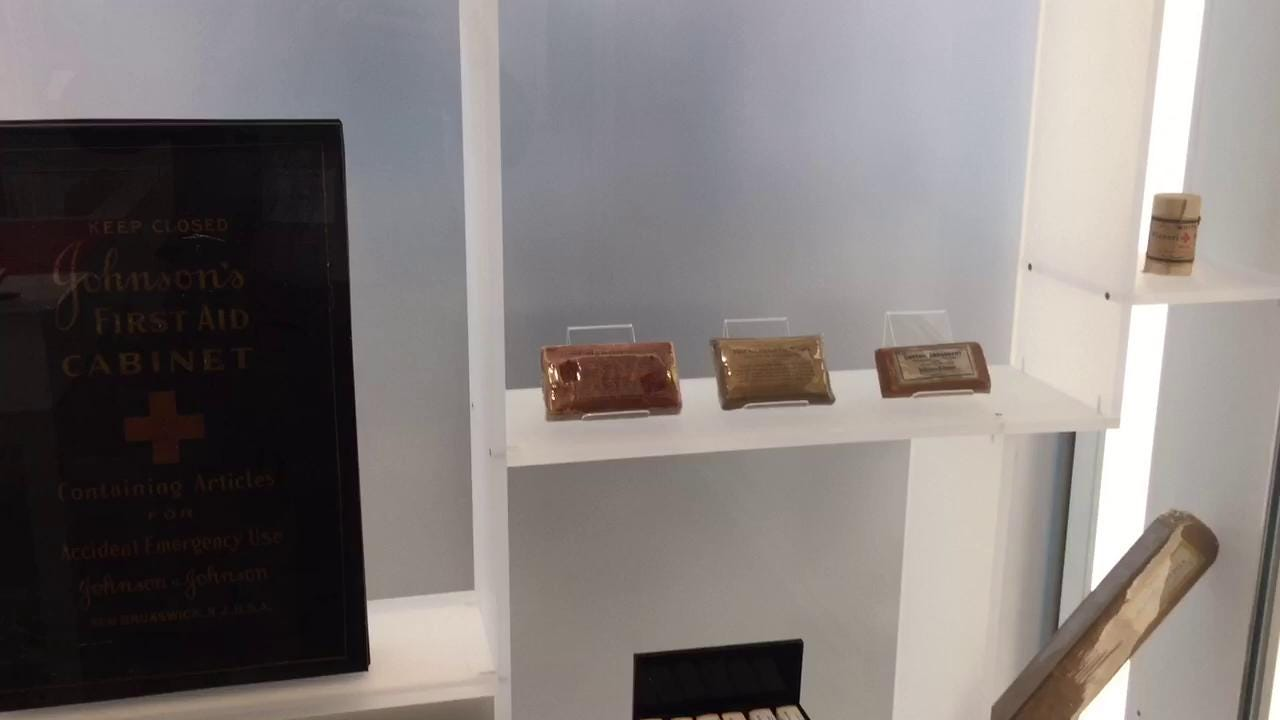 Jnj My Store >> Watch Inside Johnson Johnson S New Museum