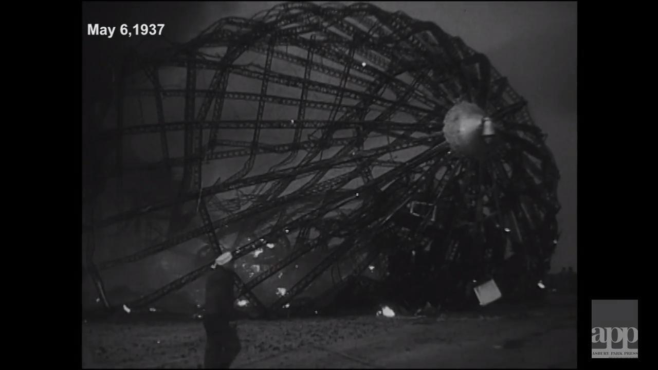 The Hindenburg Disaster Part 4: Blazing Aftermath