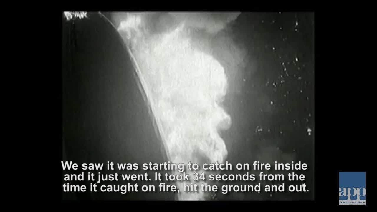 The Hindenburg Disaster: The View from the Ground