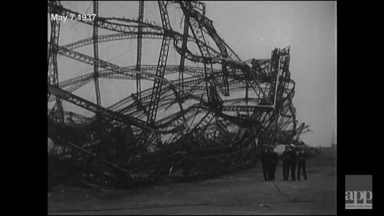 The Hindenburg Disaster Part 5: Twisted Tangled Mass