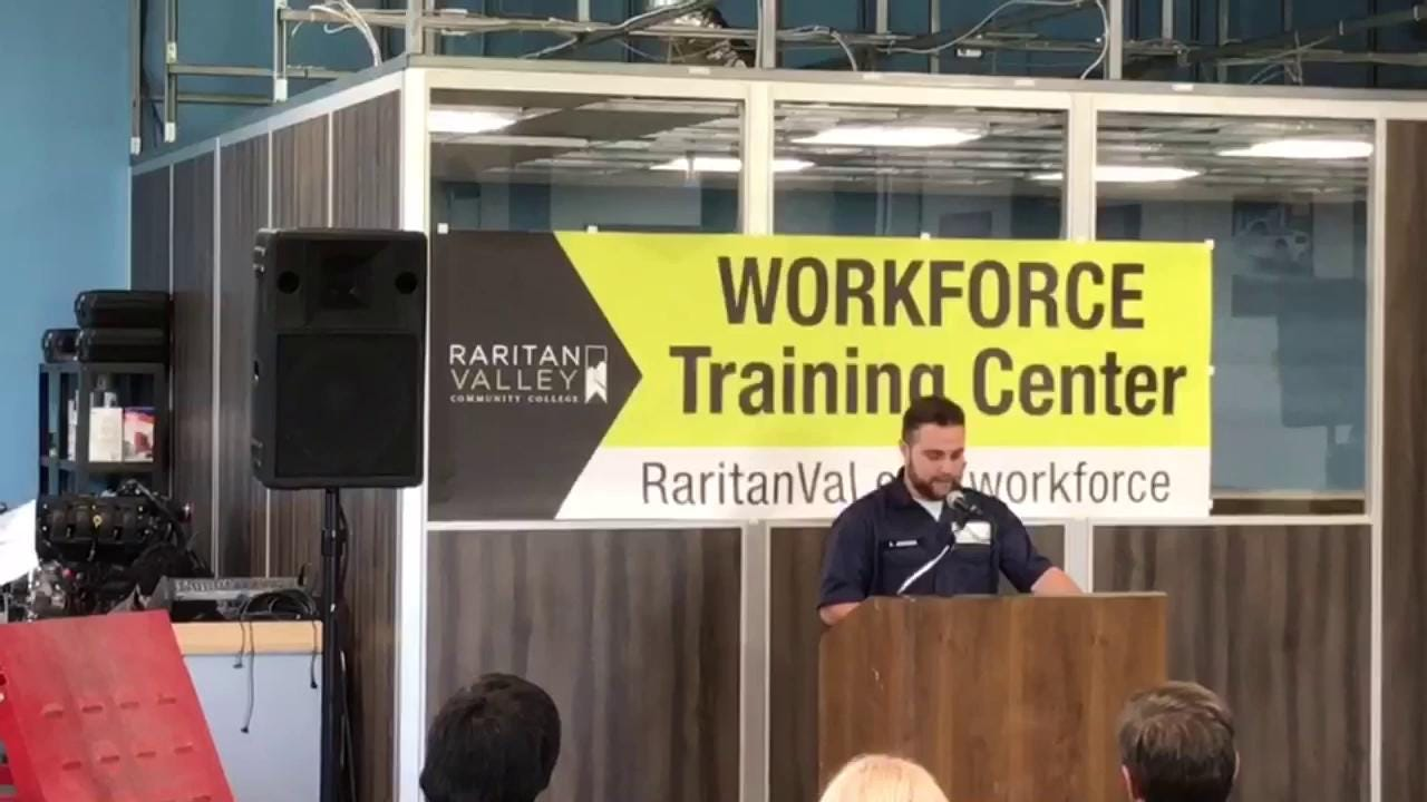 Lemon Law Nj >> Watch Student Speaks On Rvcc Workforce Training Center Experience