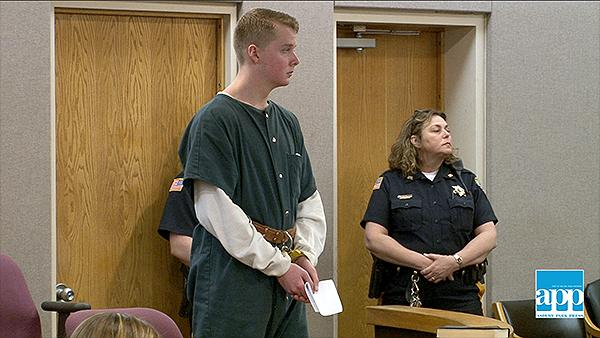 McAtasney pleads not guilty to Sarah Stern's murder