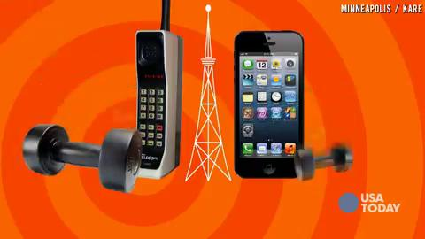 40 years of cell phones: Celebration or curse?