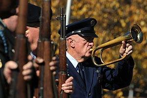 Veterans Day in Asheville