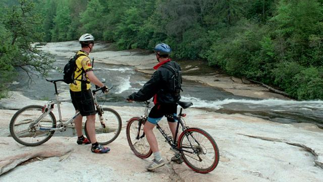 A guide to WNC mountain biking
