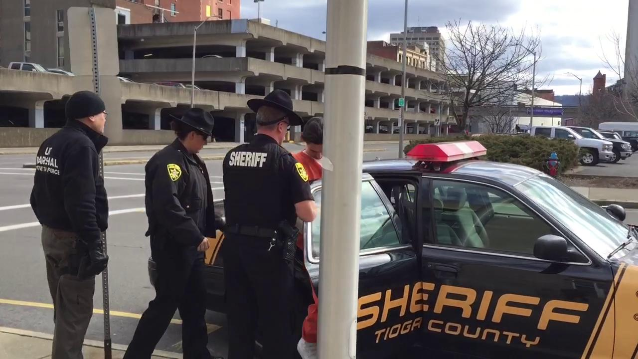 Video: Eddie Block gang guilty plea