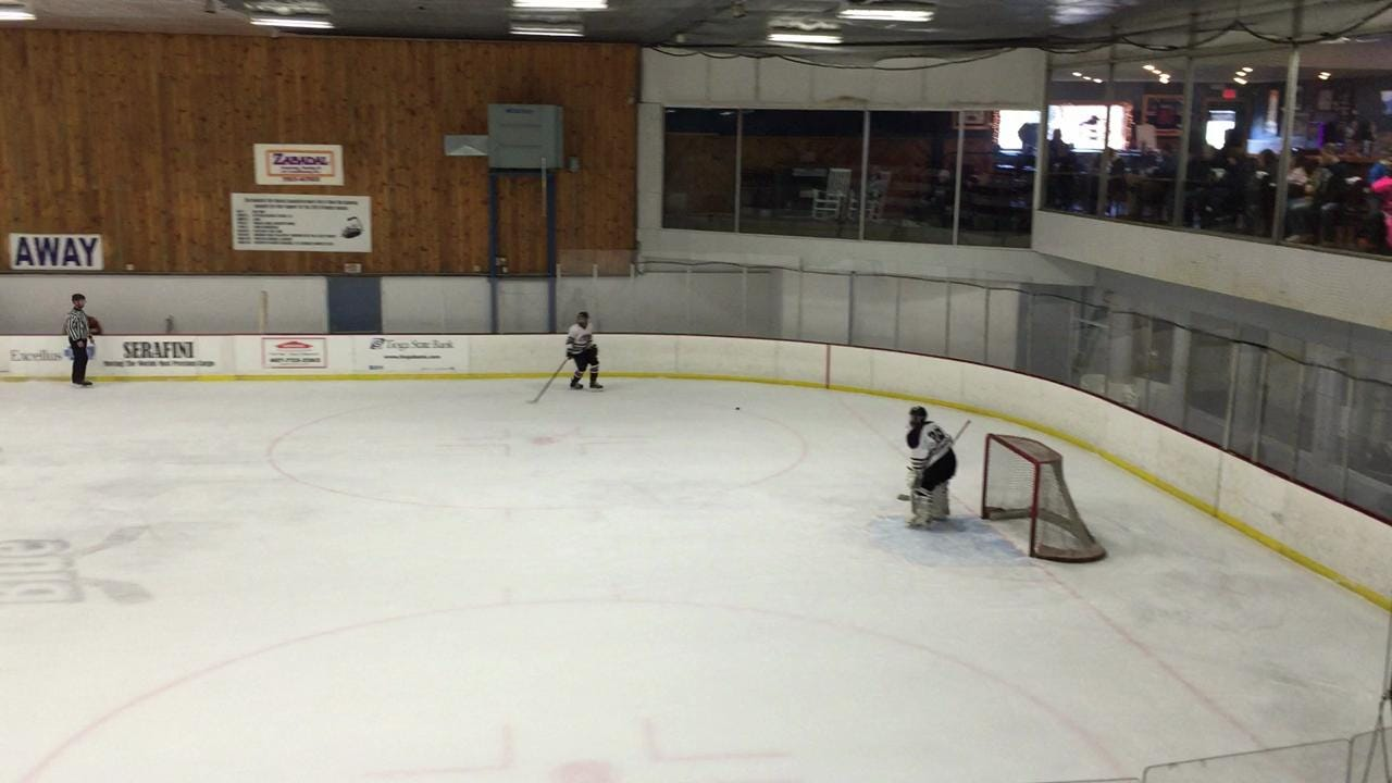 Video Snowbelt Hockey Tournament