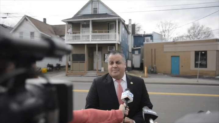 Video: Mayor discusses plans to condemn Binghamton property