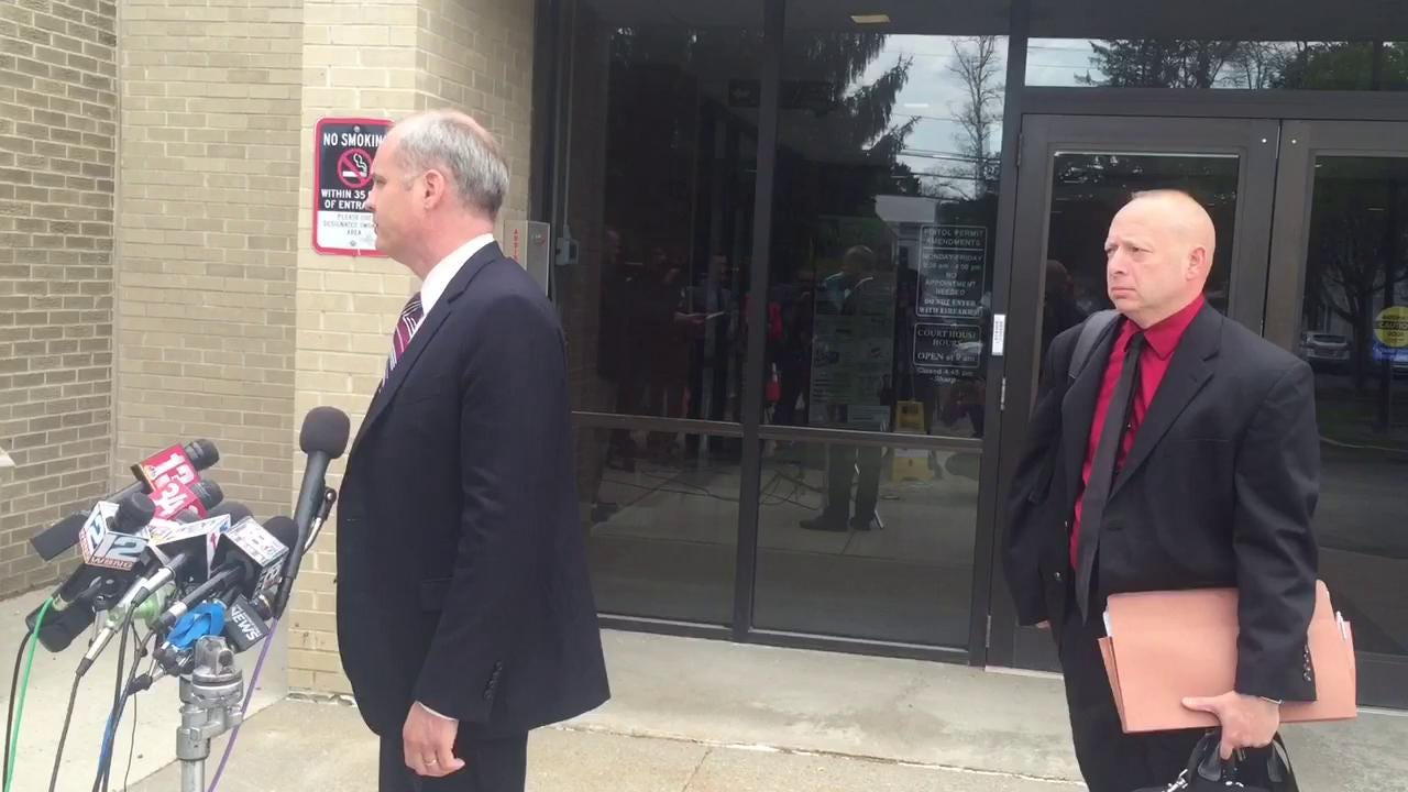 Video: DA reacts to Harris acquittal