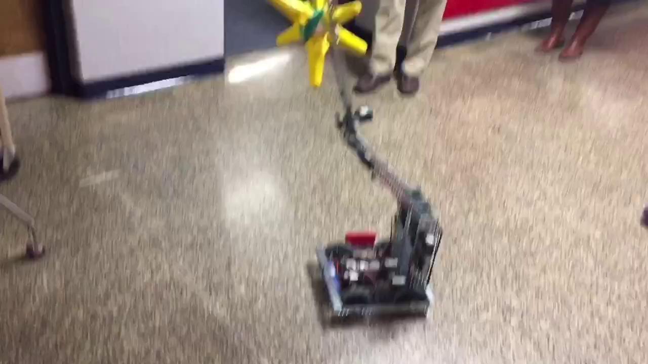 Robotics Rage Area Students Build Success 1 At A Time