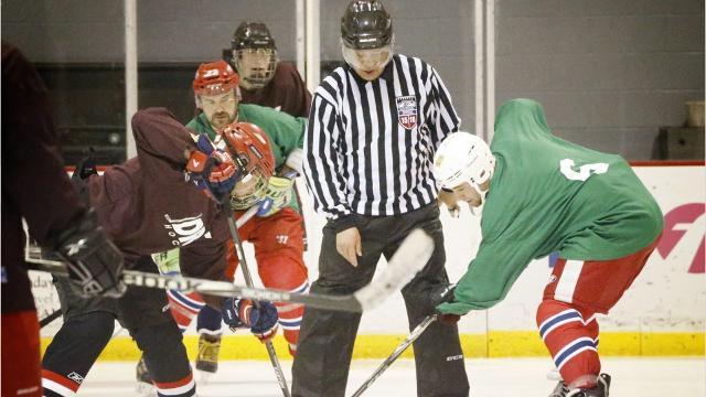 Video Jdrf Hockey Tournament On Saturday