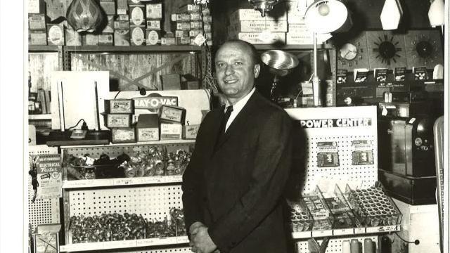Video: Binghamton man, 96, was old school businessman