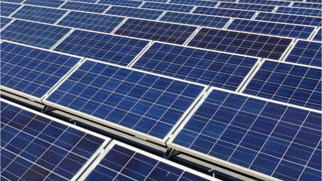 SUN8, a solar energy developer, proposed placing two solar energy farms in the Town of Dryden.
