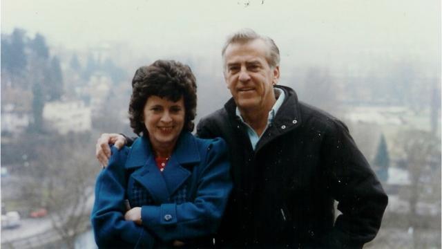 Video: Hamilton, 81, was family's role model