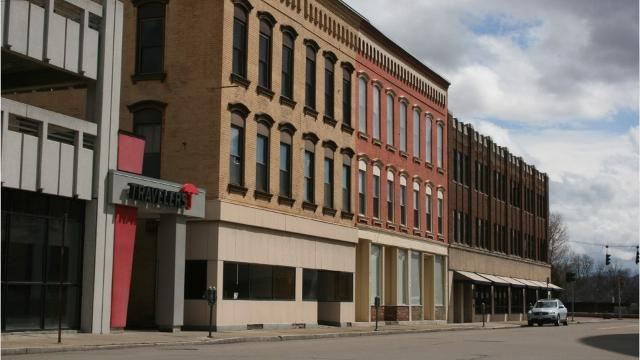 Officials say downtown Elmira is on the cusp of an anticipated increase in commercial real estate activity.