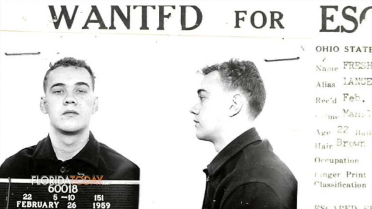 Video: 'Shawshank' fugitive: The inside story