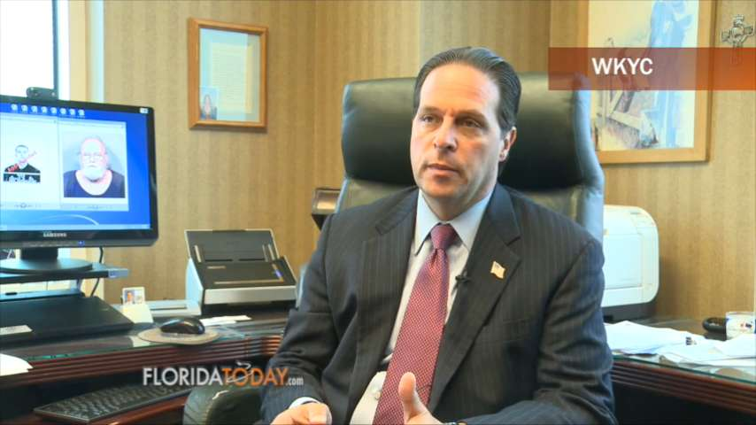 Video: U S  Marshal describes Frank Freshwaters' capture