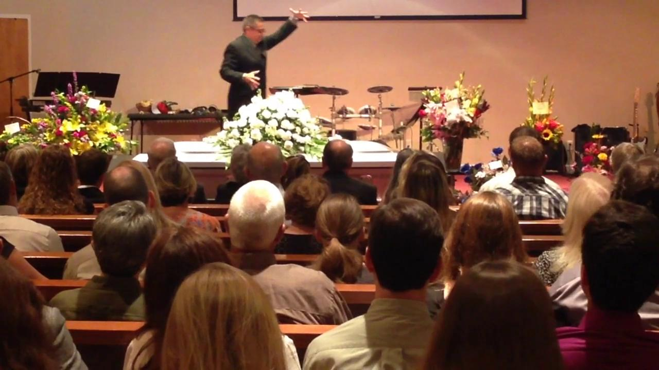 Funeral of Jason  Whitworth