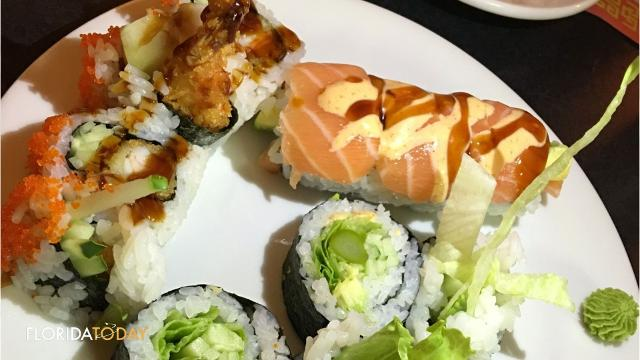 Review: Sushi Factory in Melbourne