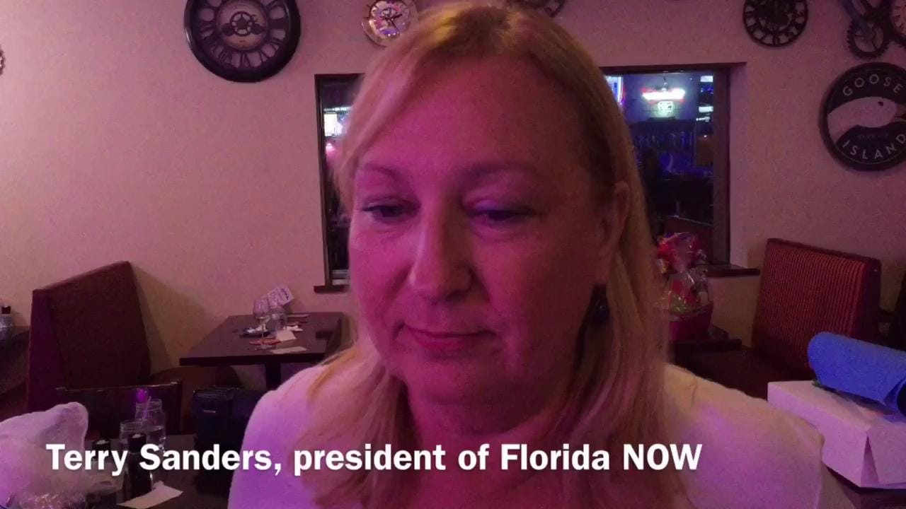 Local members of NOW talk about election results