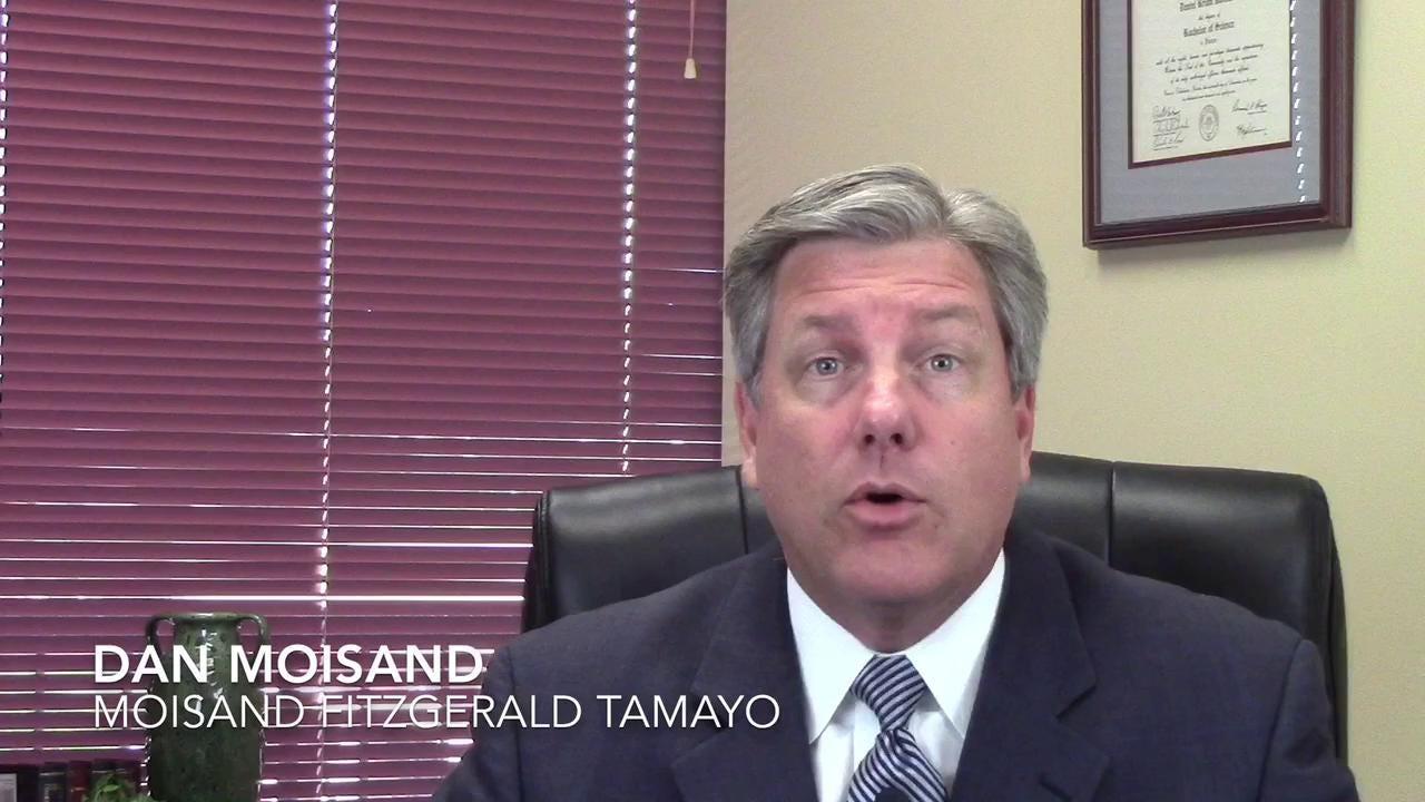 Financial Q&A: Dan Moisand