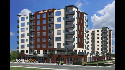 "On ""The Matt Reed Show,"" Melbourne City Manager Mike McNees talks about an apartment project proposed for Eau Gallie and two downtown Melbourne developments including the Highline apartments. Video by Rob Landers. Posted 1/11/17."