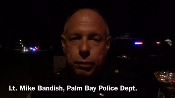 Lt. Mike Bandish on officer-involved shooting