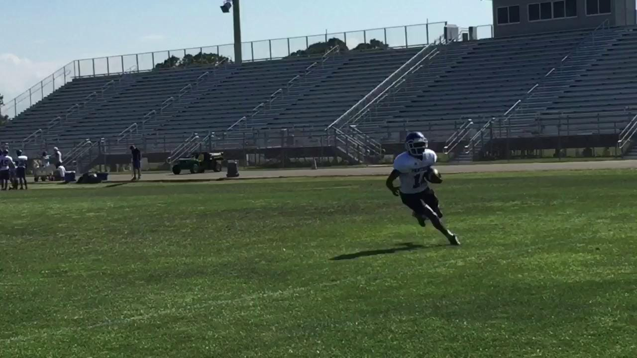 Heritage FB practice sights & sounds