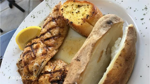 Review: Cheers Seafood & Grill