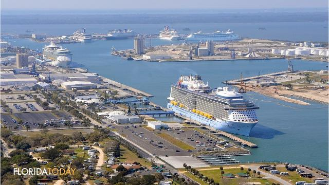 Investigators Sort Through Dozen Arrests From Party Ship At The Port - Cruise ships port canaveral