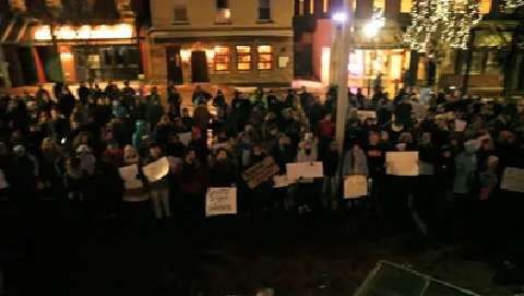 Black Lives Matter in Burlington