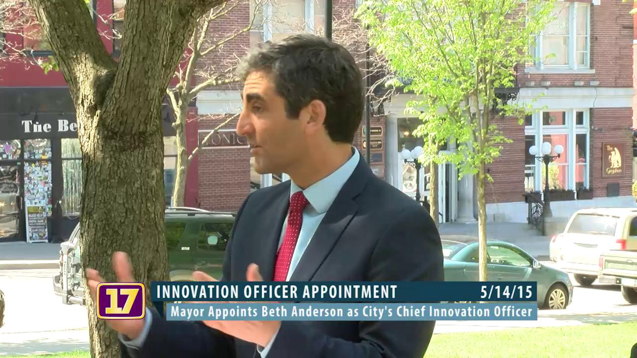 Burlington names data and tech chief