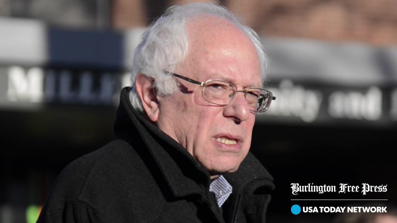 Bernie Sanders votes, says his campaign is making history