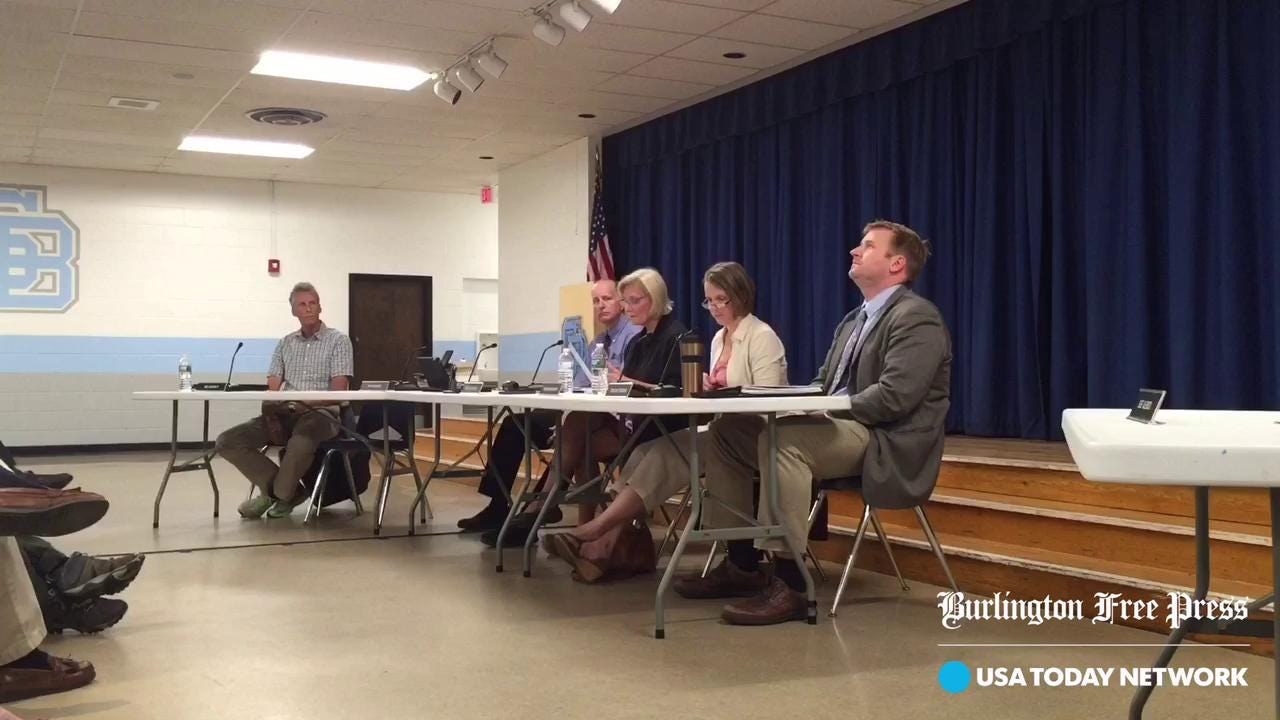 So. Burlington: F-35 litigation public hearing