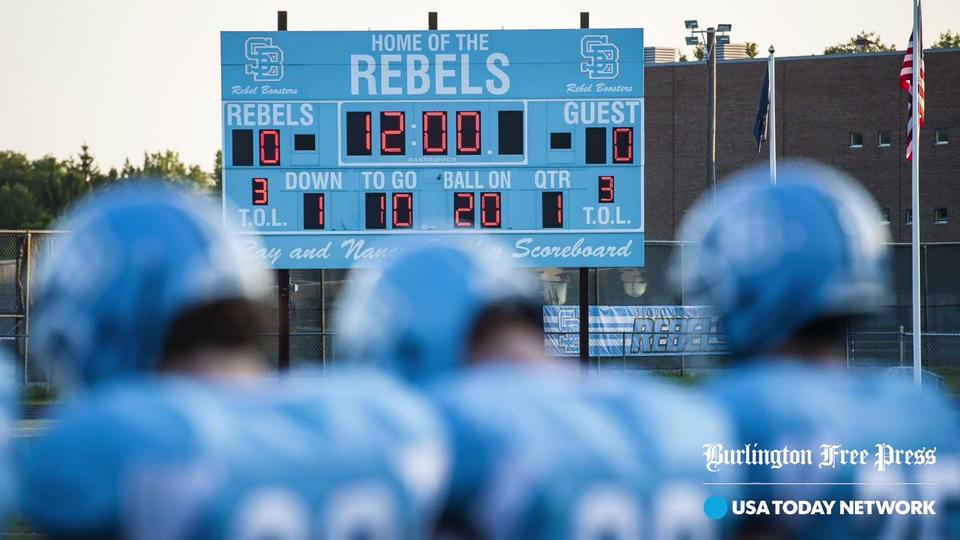 Fight over 'Rebel' name still alive at South Burlington High School
